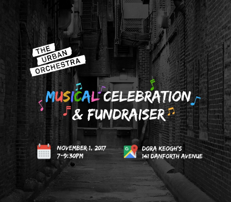 Musical Celebration & Fundraiser