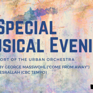 A Special Musical Evening